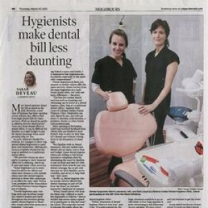Lifetime Smiles Dental Hygiene Clinic in Calgary