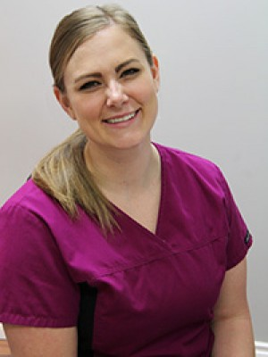 Emily Paxman, RDH at Lifetime Smiles Dental Hygiene Clinic Calgary, Alberta